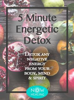 Learn How to Detox with this short video. You'll learn to Tune In to where your body specifically needs to detox. And, even better, you'll activate that detox – instantly. Free energy healing, free healing, energy healing, instant energy healing, detox