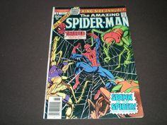 Amazing Spider-man Annual 11 (1963 1st Series), 1977, Spawn, Marvel Comics B01 by HeroesRealm on Etsy