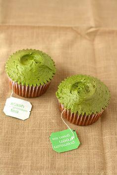 Hummingbird High: Hummingbird Bakery Green Tea Cupcakes Recipe (Adapted for High-Altitude)