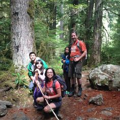 7 Science and History-Focused Hikes to Explore Under the 'Every Kid in a Park' Program — Washington Trails Association