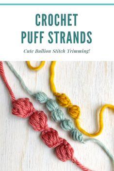 How to #Crochet Spir