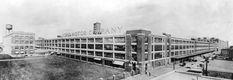 Albert Kahn - Highland Park, Detroit Ford Automobile Plant