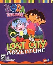 Dora the Explorer: Lost City Adventure From $0.01 Amazing Discounts Your #1 Source for Video Games, Consoles & Accessories!  Click On Pins For More Info Multicitygames.com