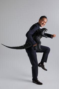 渡辺謙/Ken Watanabe「ゴジラの咆哮が世界を震わす」  [2014.07.09] Nippon.com  日米の映画界で活躍する渡辺謙さん。新鋭イギリス人監督を大抜擢したハリウッド映画『GODZILLA  ゴジラ』への出演を決めた思いと、日本が60年前に生み出した怪獣ゴジラが継承する意味について、自らの考えを熱く語ってくれた。