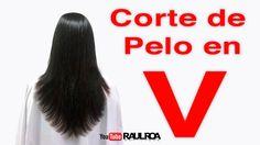 Cortes De Cabello Para Mujer Estilo V  #cabello #cortes #estilo #mujer Evening Hairstyles, Messy Bun Hairstyles, Romantic Hairstyles, Simple Wedding Hairstyles, Bride Hairstyles, V Hair, Hair Cutting Techniques, Bridal Hair Updo, Halloween Hair
