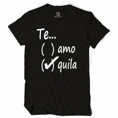 Te Amo Tequila Women's T Shirt                                                                                                                                                                                 Mais