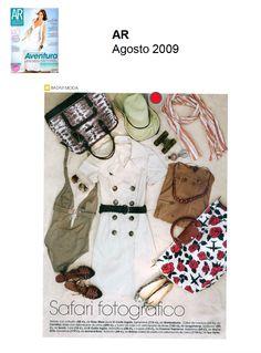 #Colaboraciones con la #Revista AR. Agosto 2009.