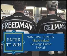 Greg Geilman Rob Freedman LouderYou Minis/MAX Estate Manhattan Beach with South Bay by Jackie  #LAKings
