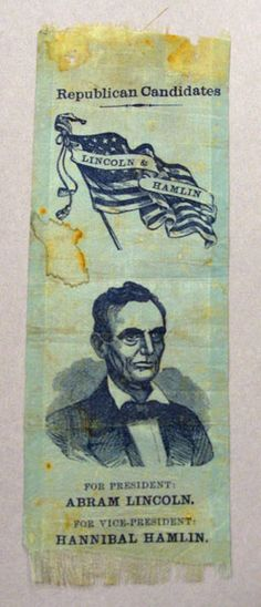 The 1860 Election | The Lincoln Financial Foundation Collection