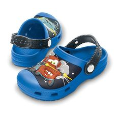 Crocs Cars Mater