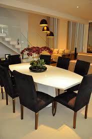 mesa de jantar oval em laca branca - Pesquisa Google Breakfast Nook, Dining Table, Dining Rooms, Conference Room, Sweet Home, Furniture, Home Decor, Oval Dining Tables, Elegant Dining Room