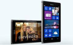 A un día del evento de Nokia se filtra imagen del Lumia 925.