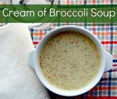 - soups on Pinterest | Cauliflower Soup Recipes, Cauliflower Soup ...