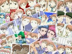 The Different Types's of Hikaru and Kaoru Hitachiin/The Hitachiin Twins