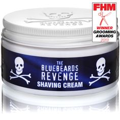 A barbershop-quality shaving cream designed to actually reduce the appearance of beard growth as well as tackle common shaving problems like razor rash and burn.