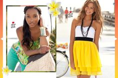 Can I have the dress please?!  #Hot #Summer Days: http://www.wetseal.com/catalog/category.jsp?categoryId=1417#