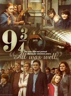 The scar had not pained Harry for nineteen years. All was well.