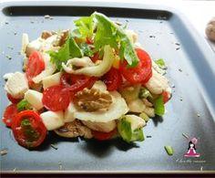 Insalata di pollo, Ricetta insalate gustose