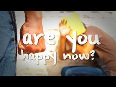 Check out our awesome lyric video for our song Are You Happy Now?     Get the song on iTunes here: http://bit.ly/areyouhappynow_itunes :)