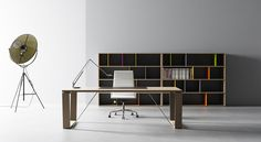 Individual desks | Desks-Workstations | W | BK CONTRACT. Check it out on Architonic