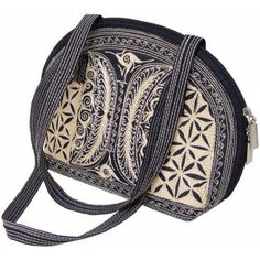 Banda Aceh Bag, handmade in Indonesia - Ten Thousand Villages Banda Aceh, Tapestry Design, Fair Trade, Saddle Bags, Purses And Bags, Shopping Bag, Coin Purse, Artisan, Pouch