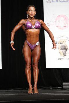 - Lisandra McGrath (2014 IFBB California Governors Cup Pro)