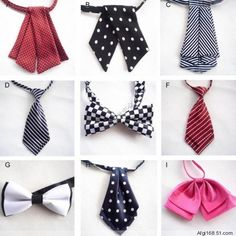 Women Neckties