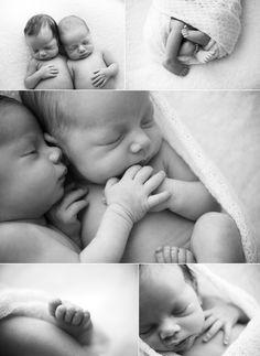 arkansas twin baby photographer