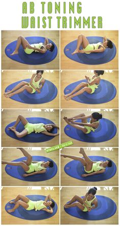 Ab Toning Waist Trimmer