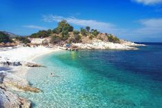 Kassiopi beach,Corfu,Greece