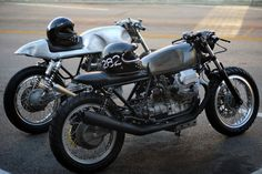 pinterest.com/fra411 #caferacer #guzzi - repined by http://www.motorcyclehouse.com/ #MotorcycleHouse