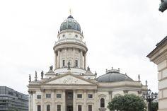 Fay City Diaries' third destination: Gendarmenmarkt. http://www.fay.com/it/city-diaries/berlino?country=it
