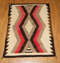 Historic Navajo Chief's Blanket Circa 1920 For Sale, Get Yours, Great Selection, Great Prices, Authentic Genuine Navajo Rugs. Native American Rugs, American Indian Art, Native American Beading, Native American Indians, Native Americans, Navajo Art, Navajo Rugs, Navajo People, Navajo Weaving