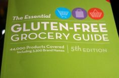 Essential Gluten Free Grocery Guide Review