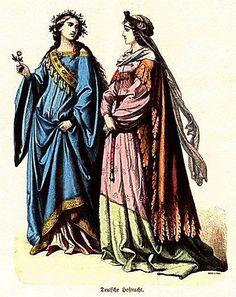 De 1858 à 1873, Eugène Viollet-le-Duc publia les six tomes de son Dictionnaire raisonné du mobilier  français de l'époque caroling...