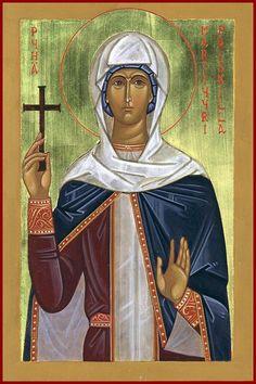 St. Priscilla of Rome by Fr. Vladimir - february 3