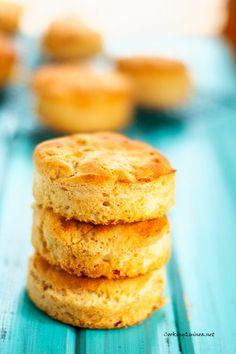 Gluten Free Quinoa English Muffins