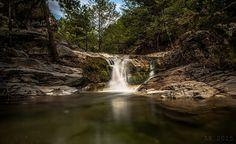 Thassos-Maries Waterfall