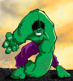 #Hulk #Animated #Fan #Art. (Hulk Smash) By: DW-DeathWisH. ÅWESOMENESS!!!™ ÅÅÅ+