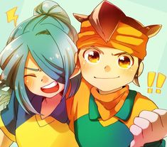 Inazuma Eleven Go, Anime Art, Cartoons, Images, Manga, Fictional Characters, Tasty Food Recipes, Characters, Drawings