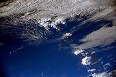 Bridging the gap to North America: the Aleutian Islands. #WinterPacificTour