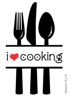 Ik kook graag!