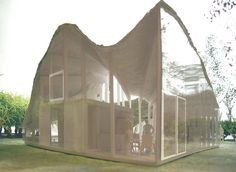 ikimono kenchiku architects: HOUSE WHERE GROUND WAS TURNED OVER