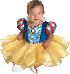 Snow White and the Seven Dwarfs Snow White Infant Costume