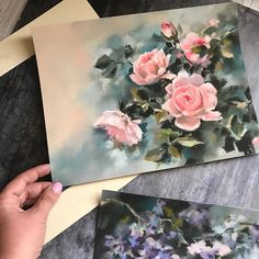 """4,825 kedvelés, 88 hozzászólás – Sophie Watercolor Moments (@canotstoppainting) Instagram-hozzászólása: """"This is one painting from the pair made to order with customer's preferences in a background…"""""""