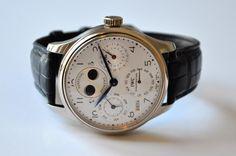 5021-17 Pisa Portuguese Perpetual Calendar limited to 20 pieces IWC Schaffhausen | Fine Timepieces From Switzerland | Forum | Found my grail watch