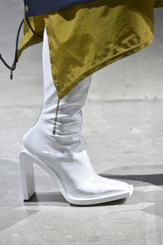 Kenzo - White Heeled Boot (www.elle.com)