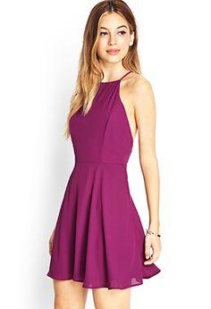 Cami Skater Dress | FOREVER21 - 2000122552