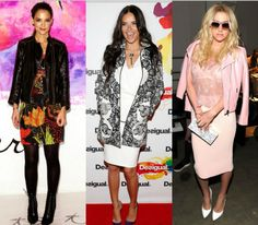 Best Dressed Celebrities during NY Fashion Week