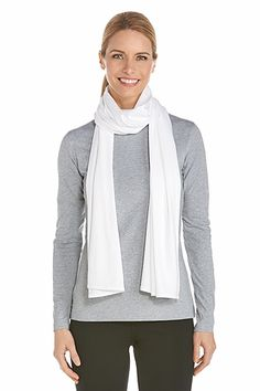 """I purchased this for a road trip through Italy and not only was it great for covering my legs and arms in the car when the sun was streaming through, but it also made a cute wrap to wear during outdoor dinners when the temperatures dropped. It's wrinkle resistant and takes up very little packing room. I know I'm going to get tons of use out of it at home as well."""